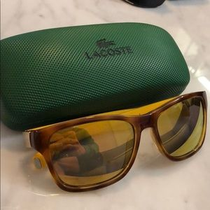 Lacoste Magnetic Extending Arms Sunglasses 🕶